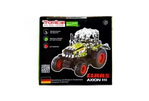 Трактор CLAAS AXION 850, 213 части, Micro Series