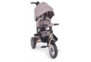 Триколка Premio Air wheels Beige Melange