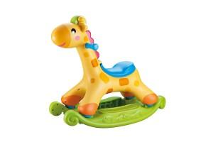 Бебешка люлка Raya Toys Жираф