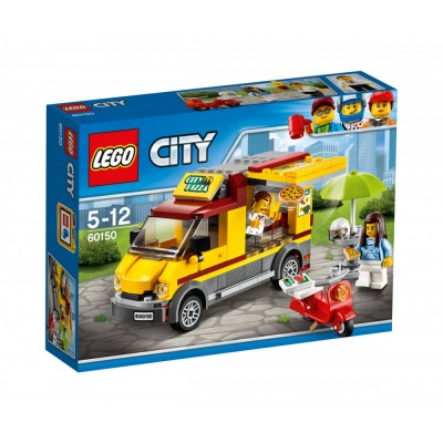 LEGO City Great Vehicles 60150 - Бус за пица