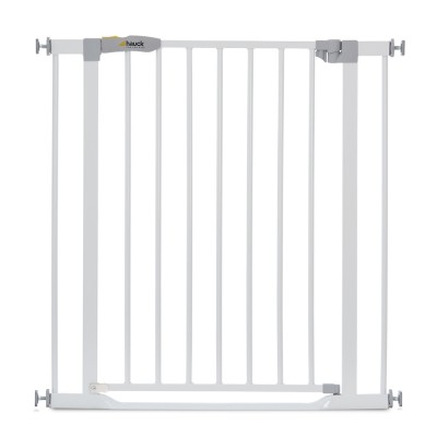 Преграда Hauck Clear Step Gate White