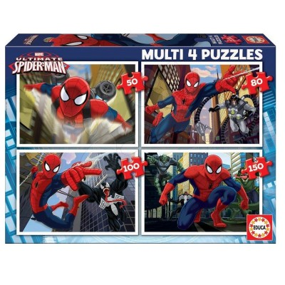 Детски пъзел EDUCA ULTIMATE SPIDER-MAN 15642