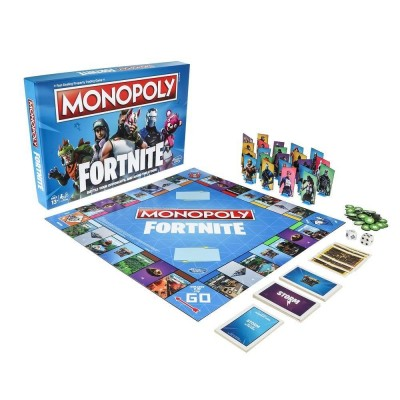 Игра Hasbro Monopoly Fortnite Edition E6603
