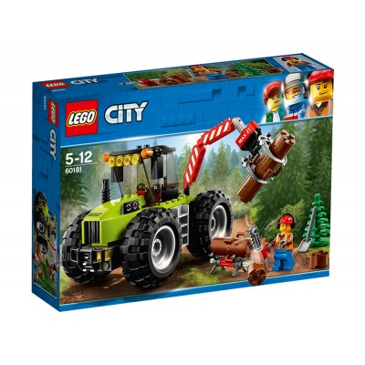 LEGO City Great Vehicles 60181 - Горски трактор