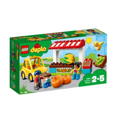 LEGO DUPLO Town 10867 - Фермерски пазар