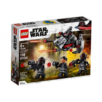 LEGO Star Wars 75226 - Inferno Squad – боен пакет
