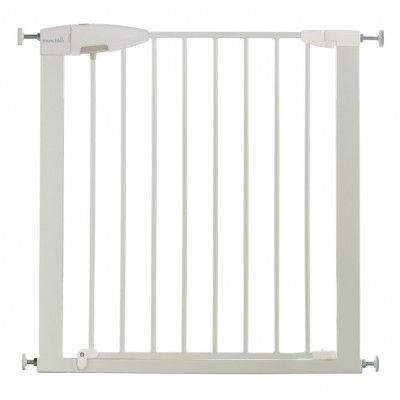 Предпазна преграда за врата Munchkin  Easy Loc White Safety Gate