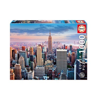 Пъзел EDUCA NEW YORK,HDR 1000ч 14811