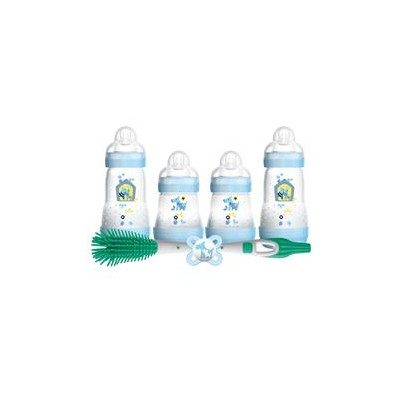 Комплект MAM Easy Start Anti Colic син