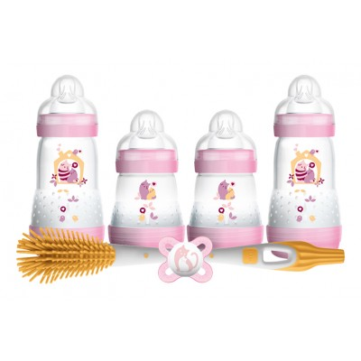 Комплект MAM Easy Start Anti Colic розов