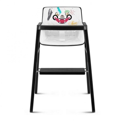 Стол за хранене Cybex Highchair Grafitti white Marcel Wanders